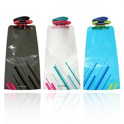 700ml Outdoor Sports zusammenklappbaren Wassersack tragbare Wasserkocher