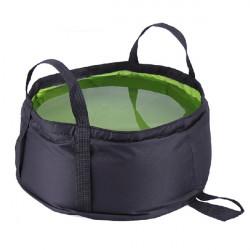 8.5L Camping Folding Washbowl Collapsible Travel Hiking Wash-basin