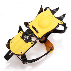 Adjustable Hiking Crampons Climbing Crampons Professional Crampons