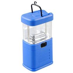 Blå 11 LED Bivouac FlashLys Camping Lys Lanterne