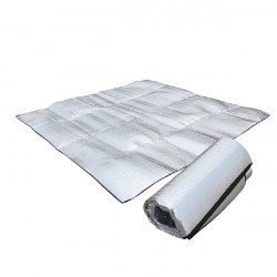 Camping Picnic Dampproof Mat Waterproof Pad Aluminum Film 200*150