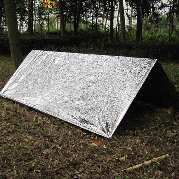 Camping Shelter Nødsfald Telt Nødsfald Shelter Camping & Udendørs Aktiviteter