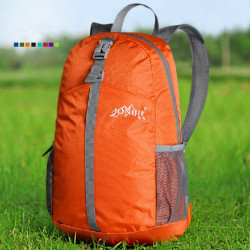 Camping Traveling Mountaineering Waterproof  Folding Backpack