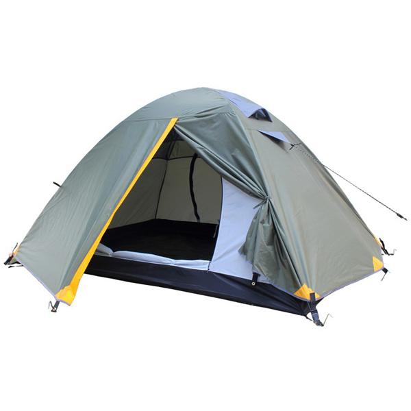 Dubbla Lager Två Människor Tält Frilufts Regnsäker Tält Camping & Friluftsliv
