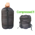 Lightweight Outdoor Camping Sleeping Compression Stuff Sack Bag Camping & Hiking