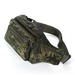 Männer Sport Hüfttasche Mini Tasche für das Wandern Reit