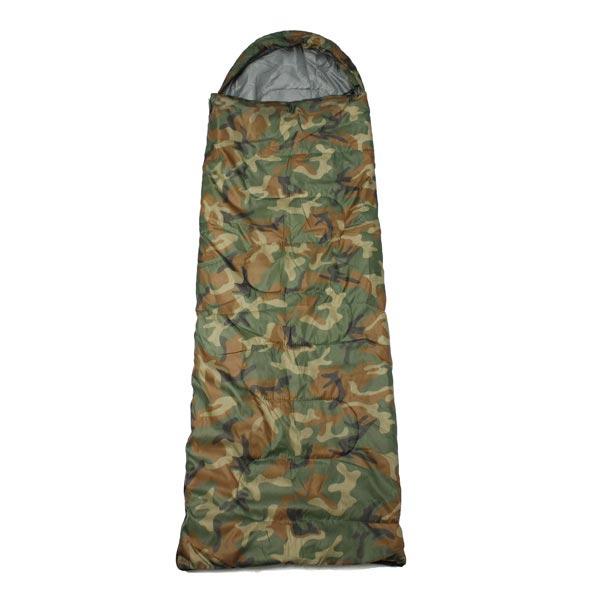 Militær Sovepose Hær Camouflage Camping Vandring MSS Modular Sleep Camping & Udendørs Aktiviteter