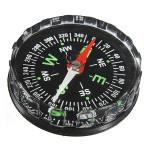 Mini Pocket Liquid Compass Outdoor Survival Navigation Tool Camping & Hiking