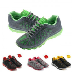 New Eever Mens Sports Shoes Whole Palm Cushion Running Shoes