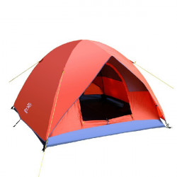 Udendørs Camping 3-4 People Double Layer Storm-bevis Telt