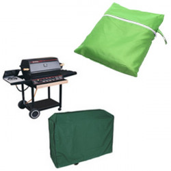 Camping BBQ Waterproof Cover Barbecue Grillskydd