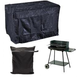 Udendørs Camping BBQ Vandtæt Cover Barbecue Grill Beskyttelse