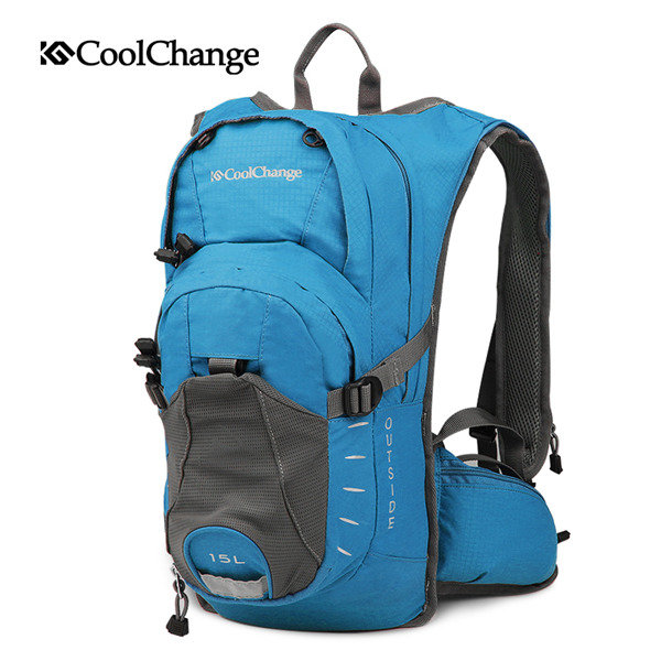 Outdoor Camping Hiking 15L Backpack Portable Backpack Camping & Hiking