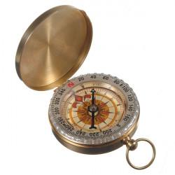 Udendørs Camping Vandring Kompas Brass Survival Pocket Kompas