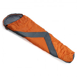 Outdoor Camping Sleeping Bags Thick Travel Cotton Sack Hooded