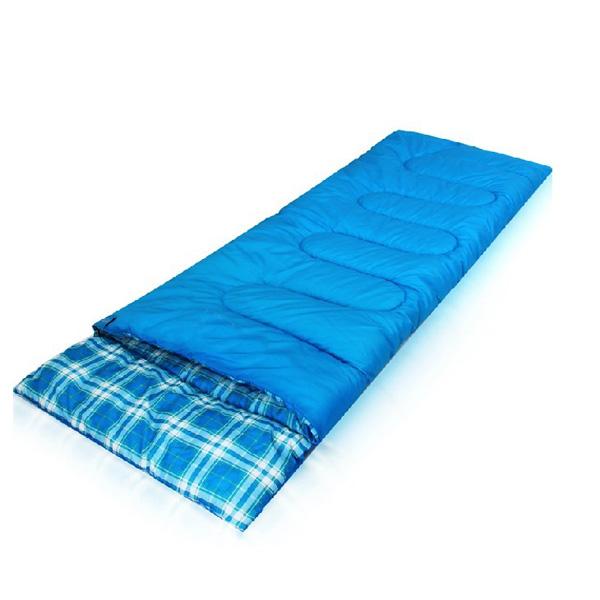 Udendørs Camping Soveposer Rejser Cotton Sack Hooded 1.4 Kg Camping & Udendørs Aktiviteter