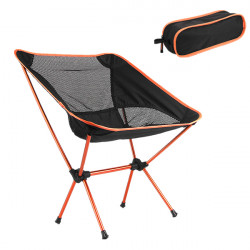 Outdoor Sport Camping Picnic BBQ Portable Aluminum Folding Chair