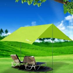 Udendørs Solskærm UV Vandtæt Camping Canopy Shade-skur Multi-farve