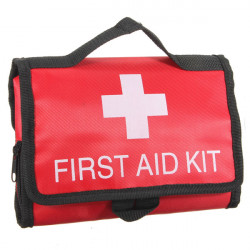 Outdoor Survival First Aid Kit Medical Bag Rescuing Equipment