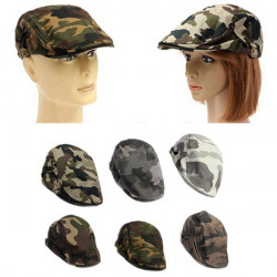 Outdoor Tactical Camping Camouflage Camo Army  Sports Hat Cap