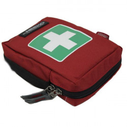 Udendørs Travel 600D Rubber 2L Førstehjælp Bag Nødsfald Survival Pack