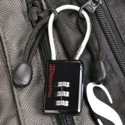Outdoor Traveling Combination Lock Number Coded Lock Padlock