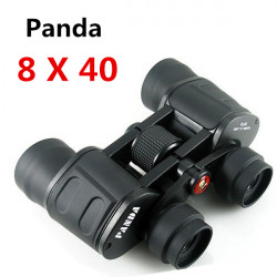 Panda Hiking Camping Traveling 8X40 HD Telescope Binoculars