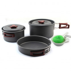 Pinic Cookware Cooking Equipment Outdoor Camping Cooker 2-3 people