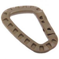 Safe Buckle Hook Outdoor Locking D-ring Gear Backpack Carabiner