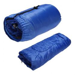 Einzelne Wasserdichte Camping Schlafsack im Freien Spielraum Sack Blau