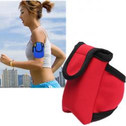 Sport Cykling Løb Portable Wrist Pouch Armband Taske