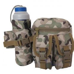Sport Hüfttasche Wasserflasche Tasche für das Wandern Klettern Reiten