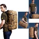 Tactical Military Trekking Camping Hiking Rucksack Backpack Bag Camping & Hiking