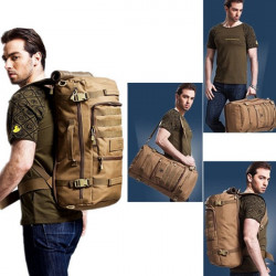 Tactical Military Trekking Camping Hiking Rucksack Backpack Bag