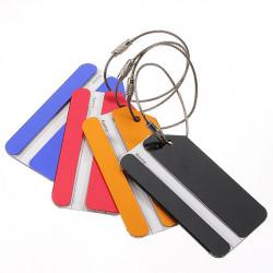 Resor Väskaage Väskaage Resväska Adress Etiketter Lable Holder
