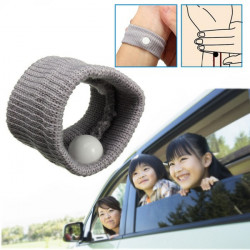 Travel Wrist Band Anti Kvalme Car Hav Sick Sygdom