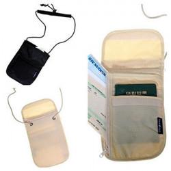 Rejser Nakke Pung Money Cards Nakke Opbevaringstaske Pouch