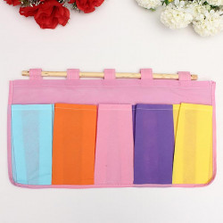 Traveling Supplies 5 Pocket Storage Bag Organizer