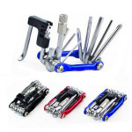 10in1 Multifunction Bike Bicycle Repair Tool Hex Wrench Screwdriver Cycling