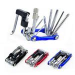 10in1 Multifunktions Cykel Cykel Reparation Værktøj Hex Skruenøgle Skruetrækker Cykel