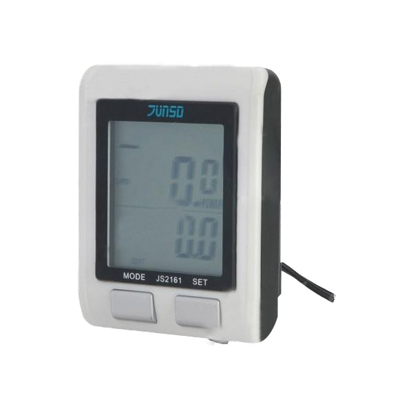 12 Function LCD Bike Bicycle Cycle Computer Speedometer Odometer Cycling