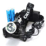 1600Lm CREE XML T6 Rechargeable Bike Bicycle LED Headlamp Cycling