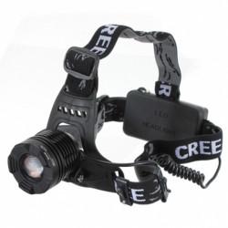 1600lumen CREE XML T6 3 Modes Waterproof LED Headlamp For Outdoor