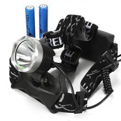 2000Lm CREE XM-L T6 LED Cykelbelysning Front Ljus
