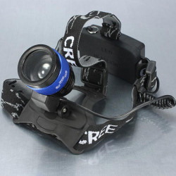 2000Lm CREE XM-L T6 LED Zoomable Zoom Forlygte Bike Forlygte