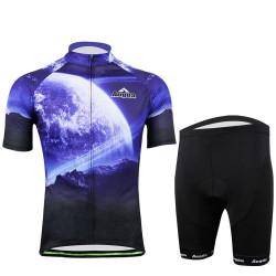 3D Fahrrad Radfahren Anzug Fahrradbekleidung Sportwear