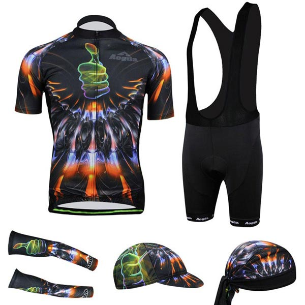 3D Cycling Clothing Sportwear Bicycle Bike Cycling Suit Cycling