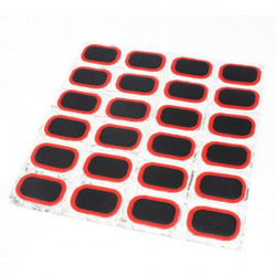 48x Bike Bicycle Cykling Tyre Tire Patches Inner Tube Repair Rubber