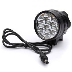 7x Cree XM-L2 T6 9800lm Bike Bicycle Light Front Headlight Headlamp