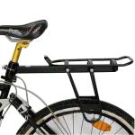 Aluminum Alloy Rear Shelf Rack Bike Rack Loading Frame Pack Cycling
